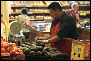 Produce Manager Sal